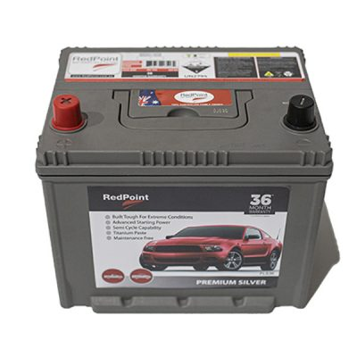 57 MF Silver 85R650S RedPoint Battery